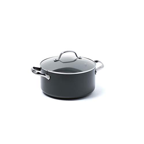 GreenPan CC001201-001 Venice Pro casserol, aluminium, 3,1 liter