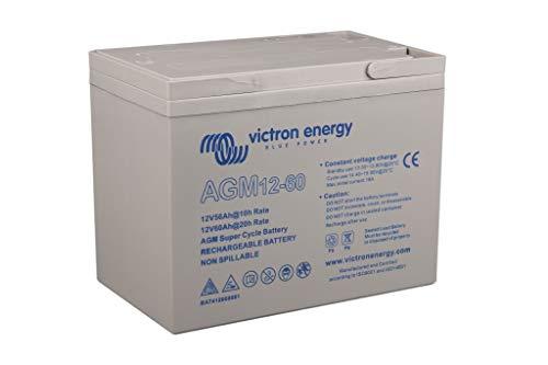 Victron Energy AGM 12V 60Ah Super Cycle Batterie C20 BAT412060081