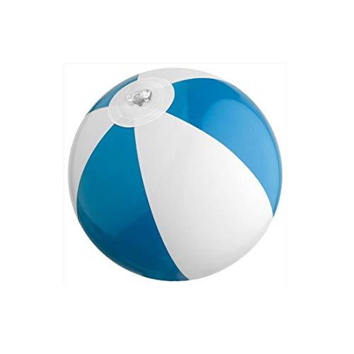 3 x mini Wasserball / Strandball für Kinder - BLAU - Urlaub Strand Spiel Freizeit Spass