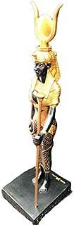 Veronese Design Dekofigur, ägyptische Göttin, Hathor, hand