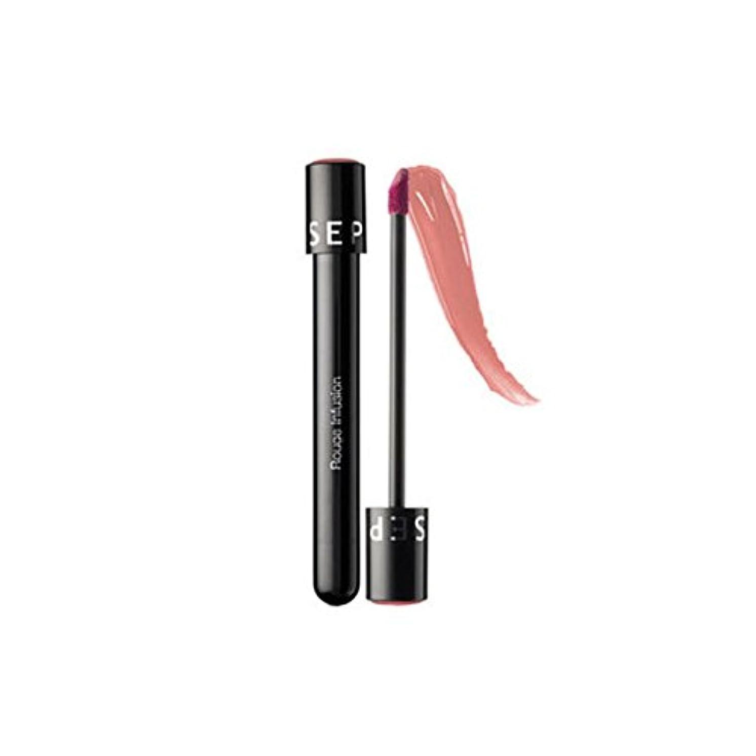追い越す工業用資格SEPHORA COLLECTION ルージュリップステイン輸液- Petal, Rouge Infusion Lip Stain, 0.152 oz / 4.3g [並行輸入品] [海外直送品]