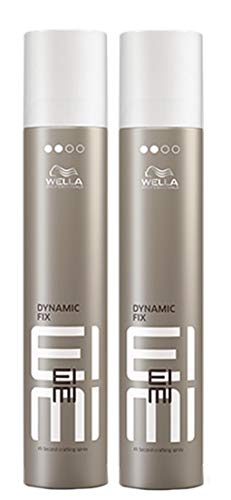 Preisvergleich Produktbild 2er Dynamic Fix 45 Seconds Styler Wella Proffesionals EIMI Styler Modellier Haar Spray 300 ml