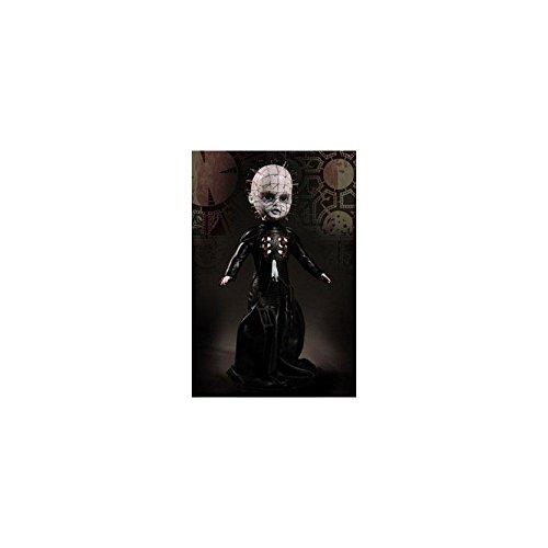 Hellraiser UT-94650 Living Dead Dolls Presents III Pinhead Figur, Mehrfarbig