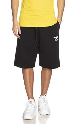 BOY LONDON Shorts Maglina Uomo MOD. BLU6911 Nero XL