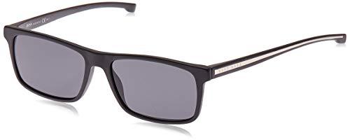 Hugo Boss Herren BOSS 0920/S IR YPP 54 Sonnenbrille, Schwarz (Nero)