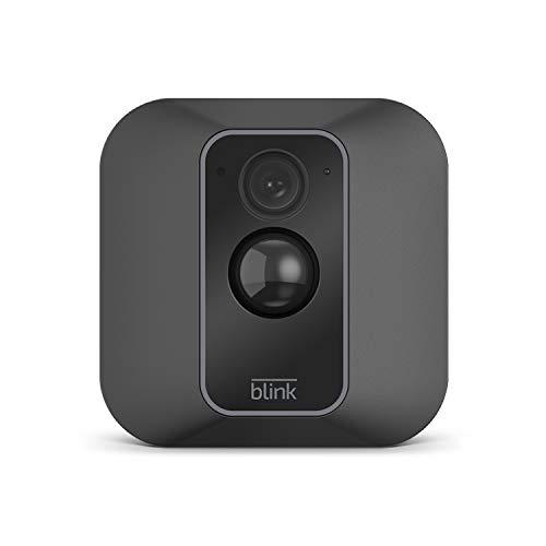 Blink XT2, slimme beveiligingscamera voor binnen en buiten met Cloud-opslag, tweeweg-audio en een batterijduur van 2 jaar, add-on-camera voor bestaande Blink-klanten