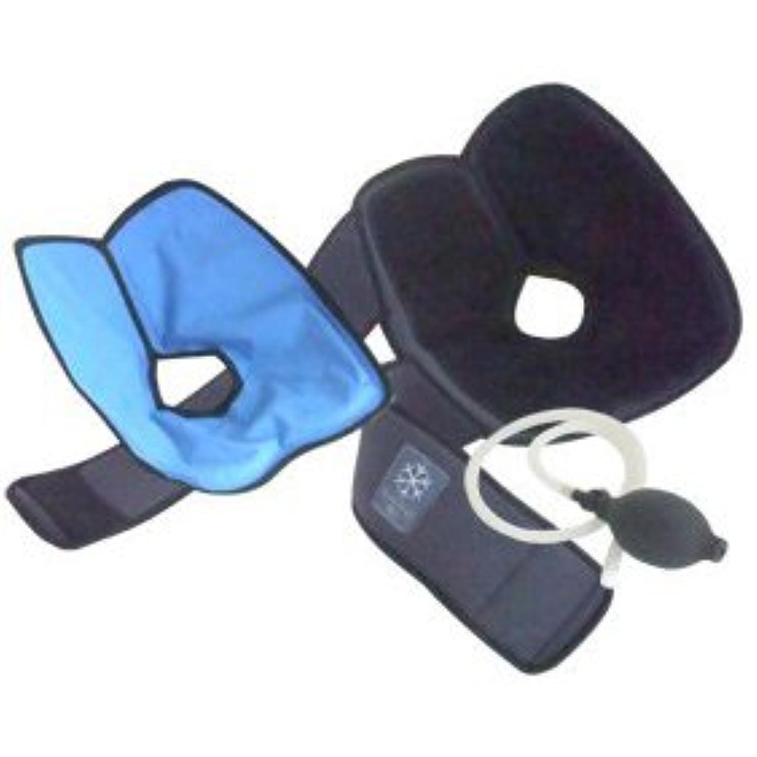 ペアブランドブラジャー医療用冷却パック コールドラップ LM-804/805PM(S) アイシング用サポーター付 肘?膝(ひじ?ひざ)用コールドラップ一式