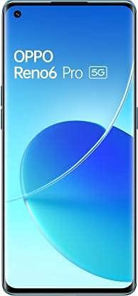 (Renewed) Oppo Reno 6 Pro 5G (Aurora, 12GB RAM, 256GB Storage)