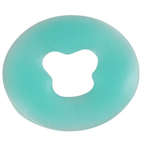 Silikon Gesichtskissen Kopfkissen Weiche Massage Gesicht Entspannen Kissen Kopfstütze