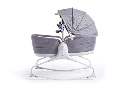 La mejor mecedora para bebé con vibración musical: Tiny Love Cozy Rocker