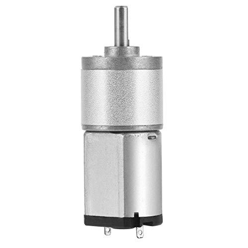 Gleichstrommotor, RC-Motor, langlebiger 6V / 12V-Ersatz-Mehrzweck-Profi-Aufzug für elektronische Verriegelung mit(6V 30RPM)