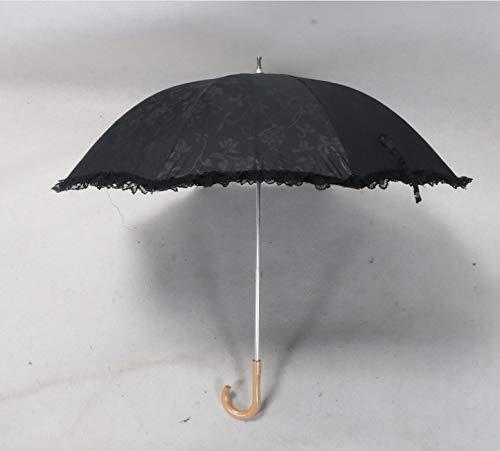 Phayee Sonnenschirm UV-Schutz Regenschirm für Frauen, Regenschirm Sunblock Parasol Anti-UVstock-Regenschirm,Sonnenschirme 8 Knochen Damen