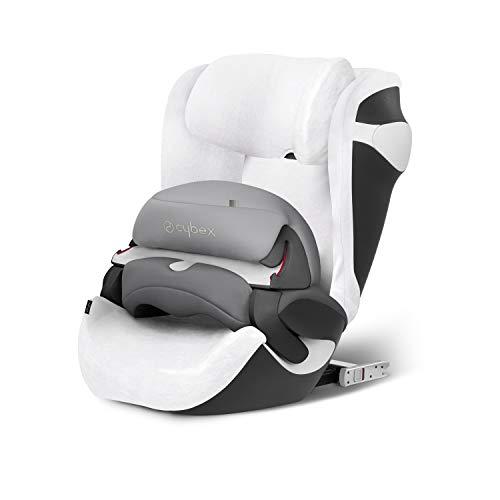 CYBEX Sommerbezug, Für Kinder-Autositz Juno M-Fix, Weiß