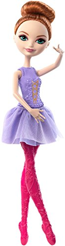 Mattel Ballet Holly O'Hair Doll by Ever After High, DTL10