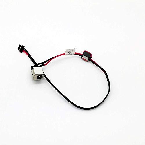 piezas-portatiles.com Conector DC Jack para Acer Aspire One KAV10 KAV60 DPAV70 255E...