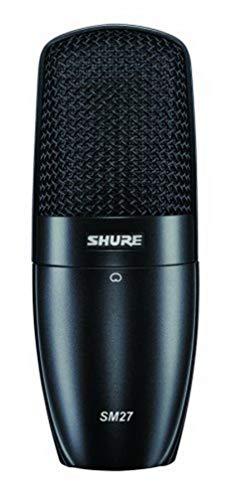 Shure Sm57-Lce - Microfono Dinamico Per Strumenti Con Pattern Polare A Cardioide Per La Ripresa Di Batteria, Percussioni E Amplificatori Per Strumenti