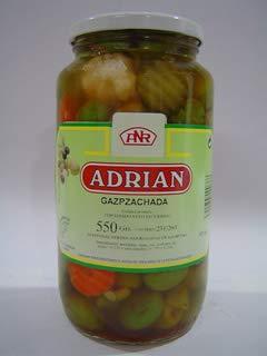 Aceitunas Verdial Gazpachada 1 Kg