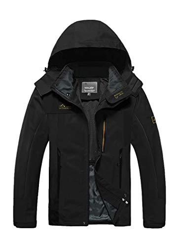 Waterproof Jackets For Men Raincoat Travel Jacket Waterproof Windbreak Jacket Mountain Jacket Travel Jacket Mesh Lining Coat Camping Jacket