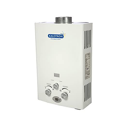 kit para instalacion de boiler de paso fabricante KALOTRON