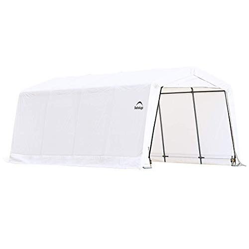 ShelterLogic Replacement Cover Kit 10x20x8 for Model 62680, 32680 (21.5oz White) -  90506 805502