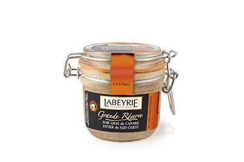 LABEYRIE - Foie-Gras de Canard Entier IGP Sud-Ouest Grande Reserve 4 à 6 parts - 180g