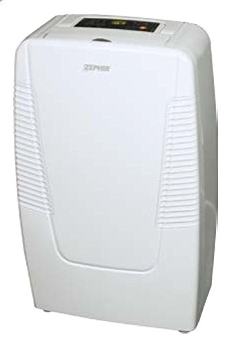 Zephir DMZ10 Deumidificatore, Bianco