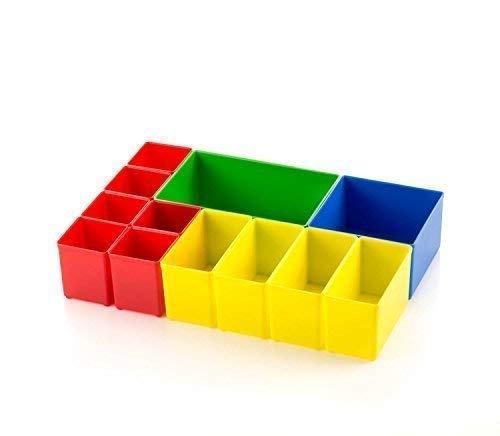 Bosch Sortimo Insetboxen Ergänzungs-Set 1 für Austausch/Ergänzung