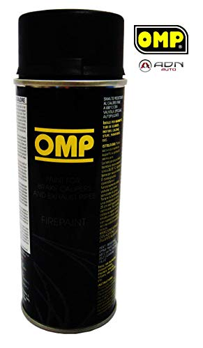 OMP OMPPC02001000071 Pintura Pinzas, Negro