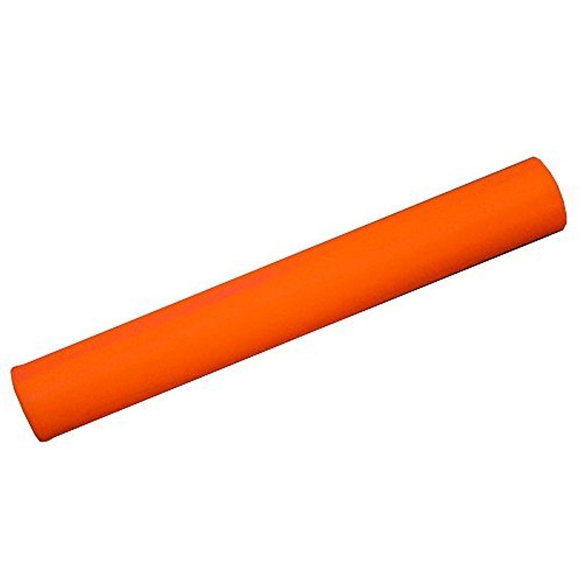 アレキサンダーグラハムベル太いれるAmber Athletic Gear Plastic Relay Baton Orange Adult [並行輸入品]