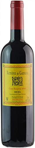 Remirez De Ganuza Gran Reserva 2011