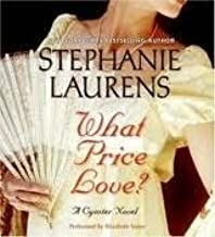 What Price Love? A Bar Cynster Novel, 12 CDs [Complete & Unabridged Audio Work]