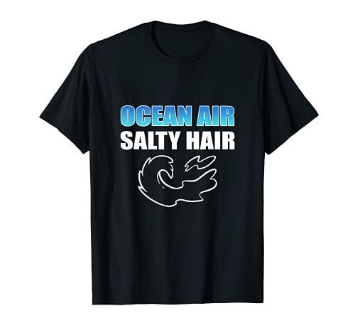 Pelo salado Camiseta