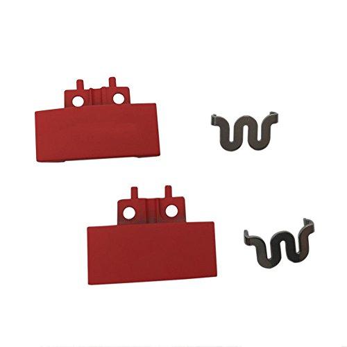 Negro/Blanco/Oro Rosa/Rojo Reemplazo opcional de Auriculares para Solo 3 Clip Fix Elastic Joint Repair Tool