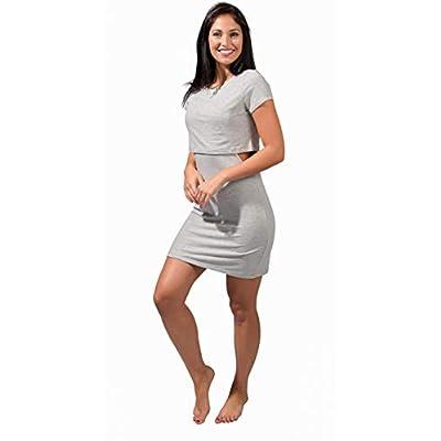 Short Sleeve Mini Dresses