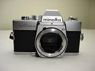 Minolta SRT MC-II Manual Focus SLR Film Camera; Body Only