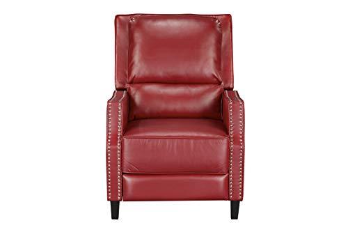 Standard Furniture Alston Push Back Recliner, Red