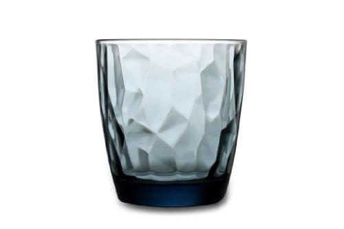 Bormioli Rocco Diamond Bicchiere, Vetro, Pacco da 6
