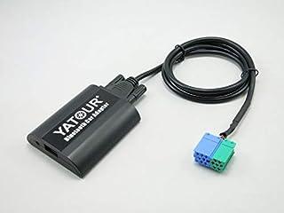 Becker MB Car Bluetooth Adapter, Digital Car Stereo Aux Interface with Charging 3.5mm Music Input Port for Becker 1994-2002(BTA-BEK)