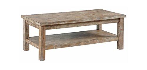 Ashley Furniture Vennilux Cocktail Table Rectangular/Bisque/Casual