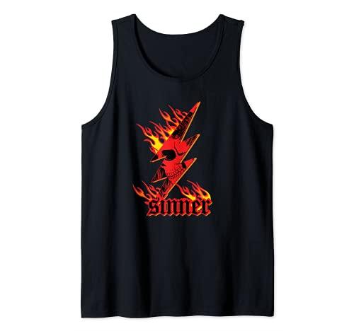 Pecador Camiseta sin Mangas