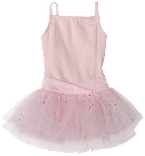 Capezio Caraco N9814c Caraco pour Fille Rose Taille L (40-42)