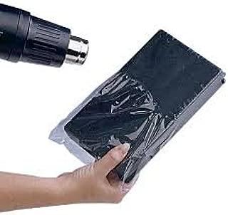 Ambassador 100 pezzi 415 x 325 con aletta di chiusura di 75 mm Buste da lettere in polietilene 75 micrometri