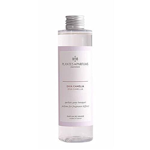 PLANTES Y PERFUM DE PROVENCE – 70853 – Recarga para ramo de perfume 200 ml Diva Camelia