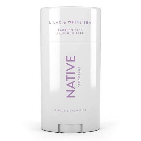 Desodorante Natural Native Lilac & White Tea, 2.65 oz