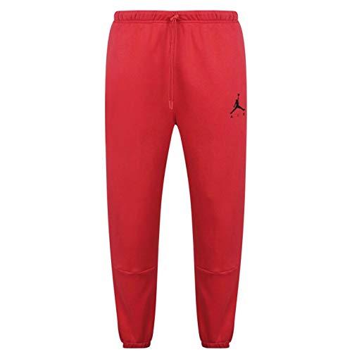 Nike Jordan Jumpman Jogging Bottoms Gym Red / Black (M)