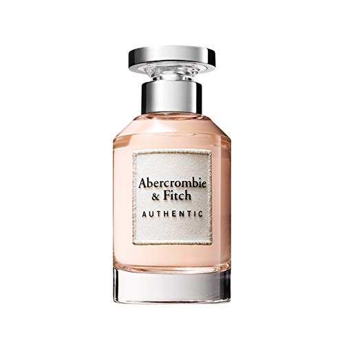 Abercrombie & Fitch Authentic Women Edp Spray, 100 ml/3.4 oz (AF16651)