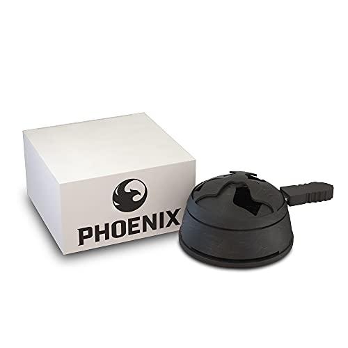 Phoenix - Gestor de calor shisha Cachimba Accesorios para Carbon Cachimba Cazoleta...