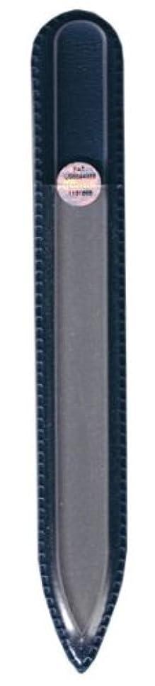 評議会プロペラ証明するブラジェク ガラス爪やすり 140mm 片面タイプ(プレーン)