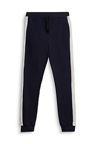 ESPRIT Jungen Jogginghose Hose, Navy|Blue, XL-176