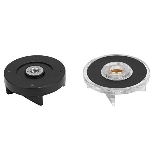 Juicer Drive Blade Gears 6 Black And White Gear Fit For Magic Bullet 250W Juicer
